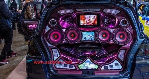 سیستم صوتی خودرو شخصی
