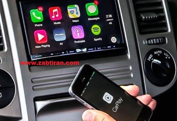 بروز رسانی ضبط خودرو