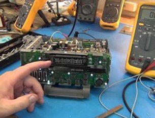 تعمیرات ضبط ماشین تخصصی