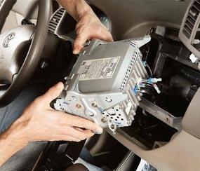 تعمیر ضبط خودرو تعمیرات خودرو