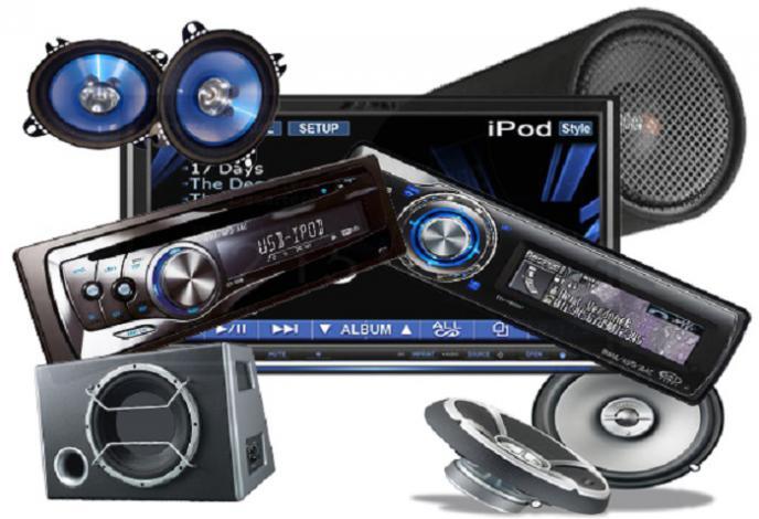 ضبط تعمیرات سیستم صوتی